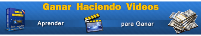 Te has imaginado haciendo videos
